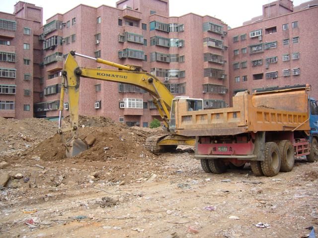 基地開挖施工