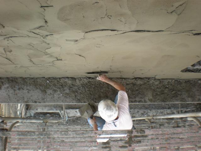 外牆粉刷施工