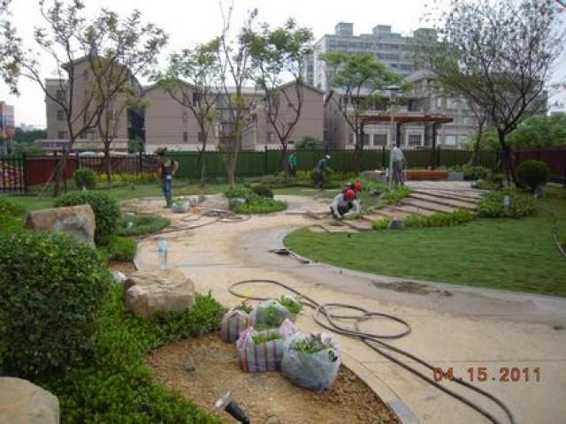 景觀施作工程